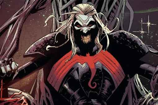 El mayor villano de Marvel es oficialmente este antiguo dios cósmico