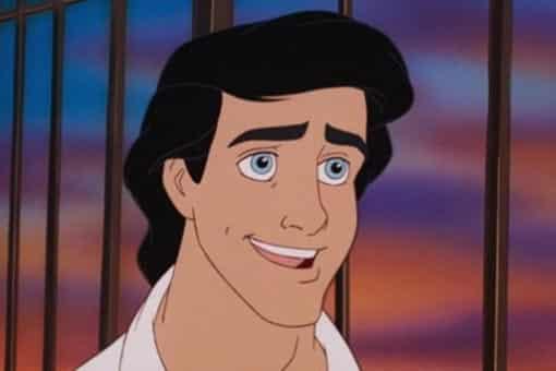 La película de La Sirenita encontró a su príncipe Eric