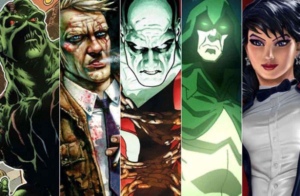 Liga de la Justicia Oscura podría tener una serie live-action