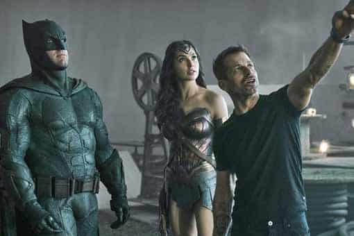 Warner Bros no lanzará la Liga de la Justicia de Zack Snyder