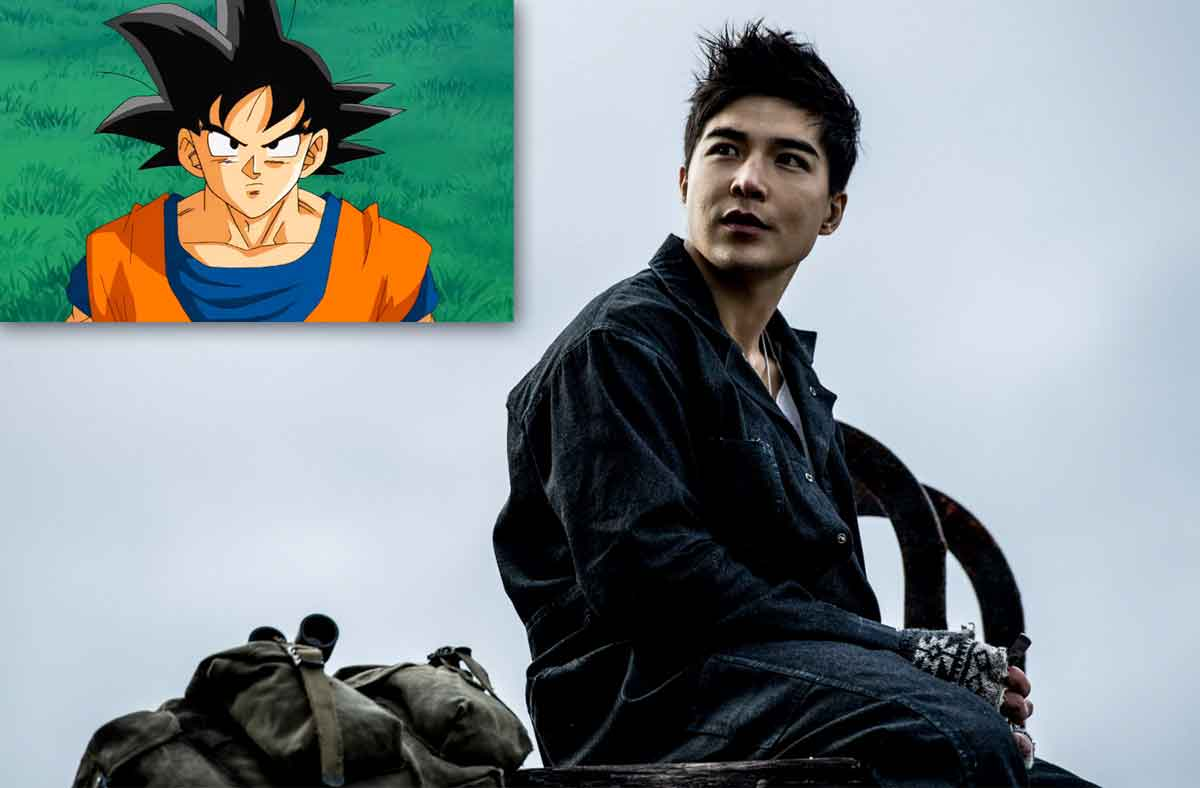 El actor que podría interpretar a Goku en la película de Dragon Ball de acción real