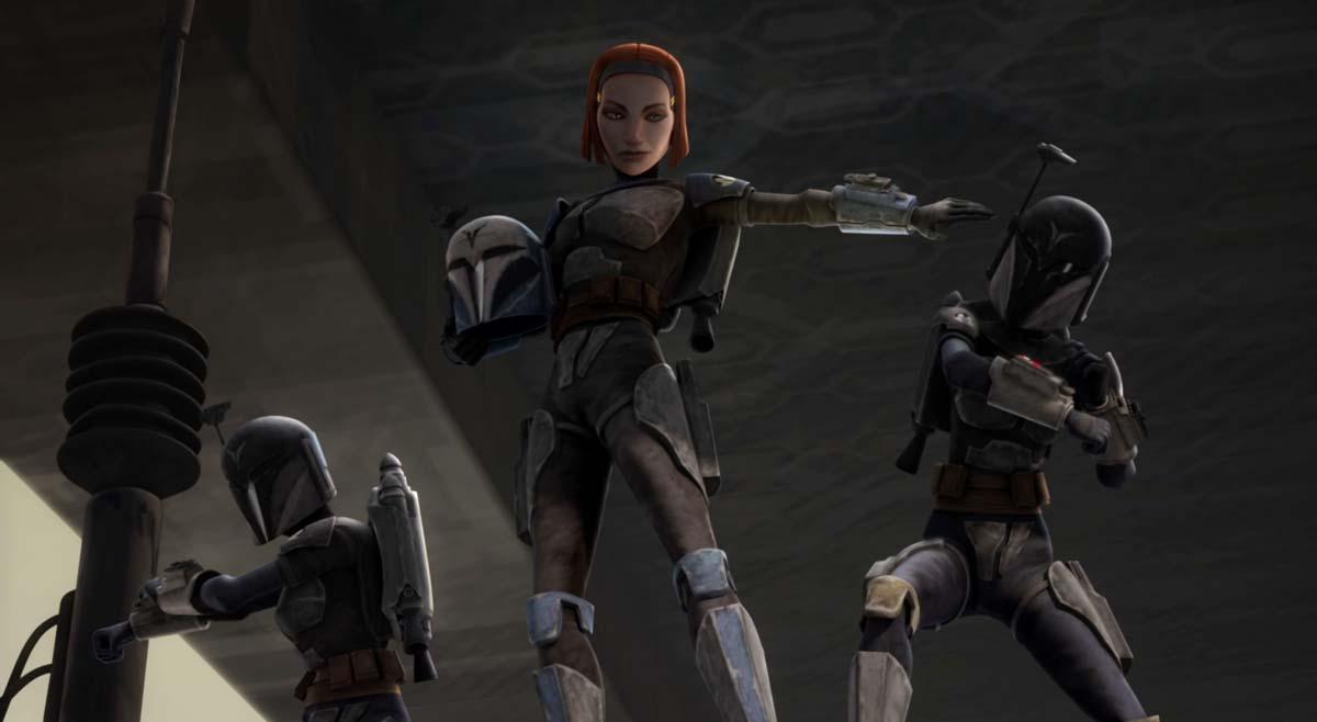 Star Wars: Rebels - Mandalorianos