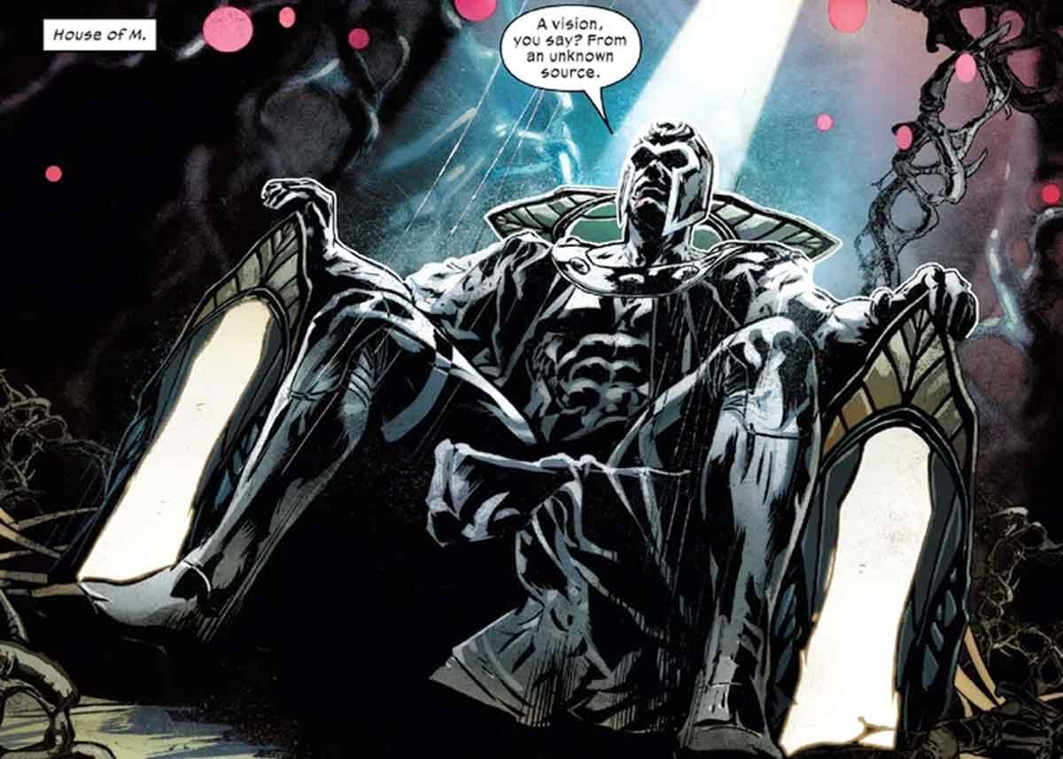 El reinicio de los X-Men revela quien manda ahora