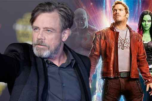 Mark Hamill no estará en Guardianes de la Galaxia Vol 3... De momento