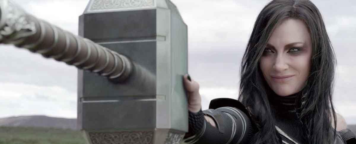 Motivo por el que Hela es más poderosa que Thanos
