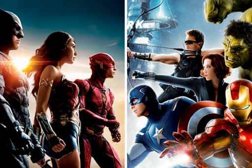 Preparan una serie documental sobre la rivalidad de Marvel y DC Cómics