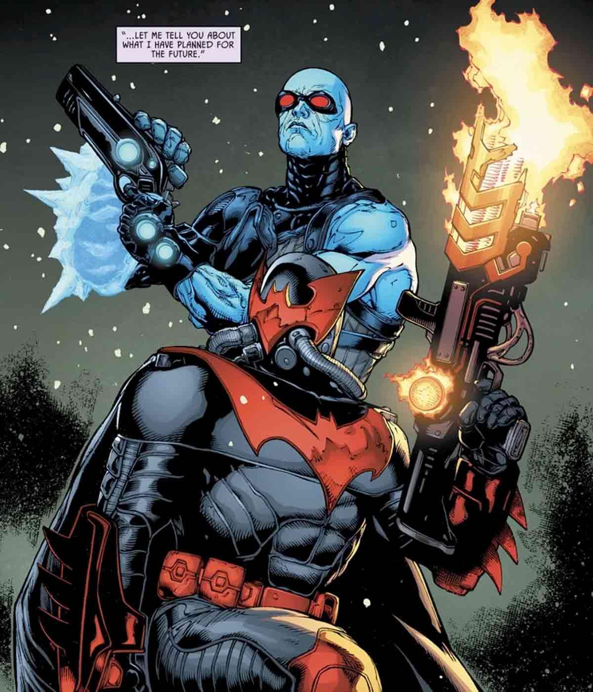 Batman se busca como aliado a un poderoso villano