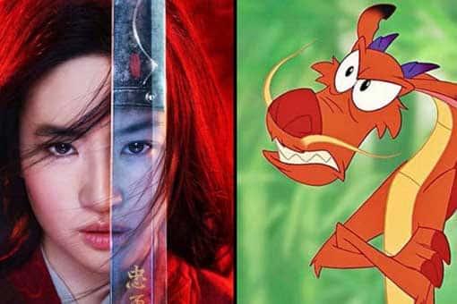 Mulan: Un nuevo poster muestra cómo será Mushu