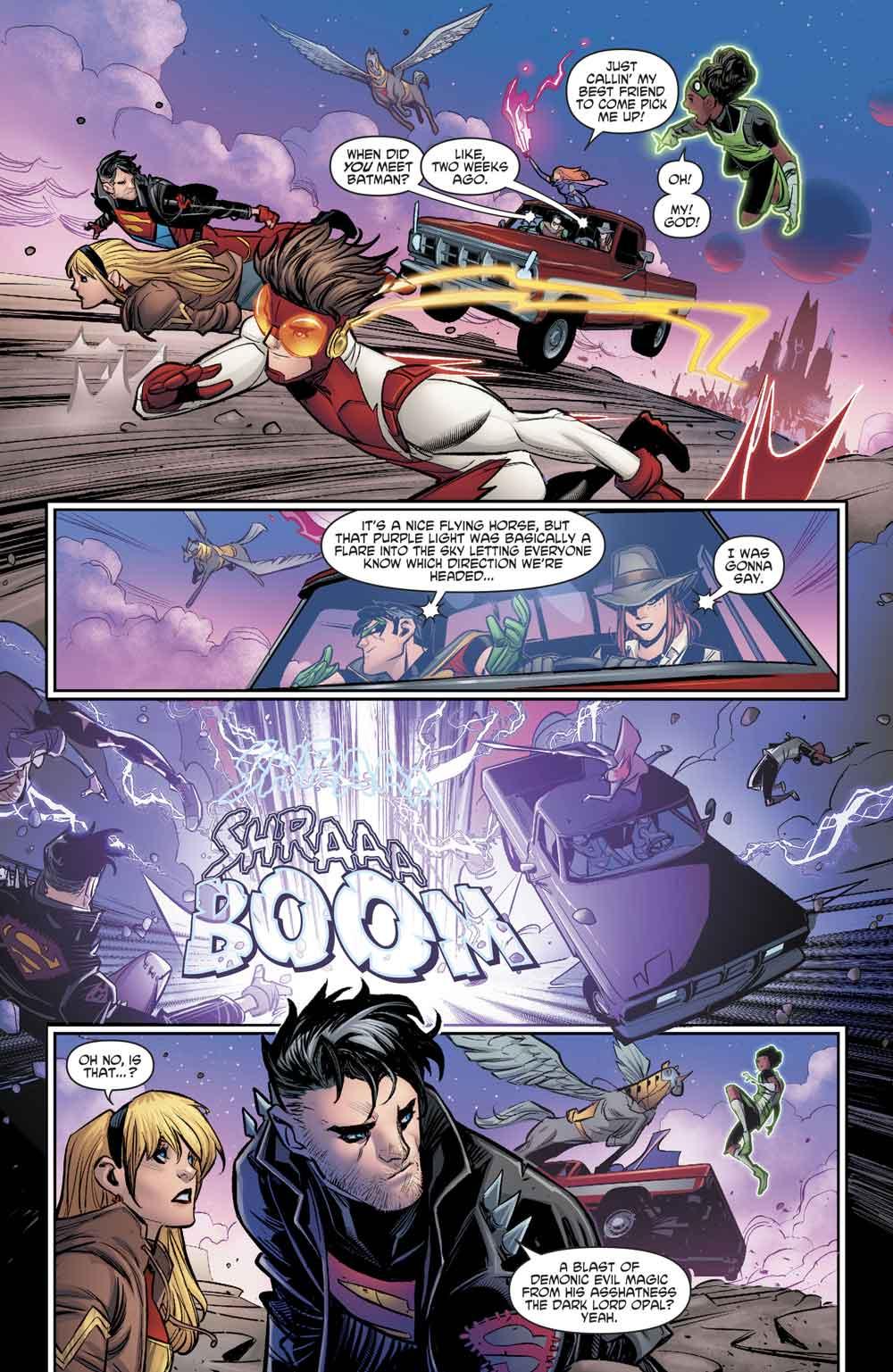 página young justice 5
