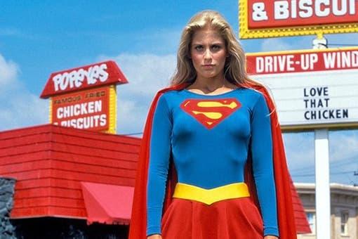 película de supergirl
