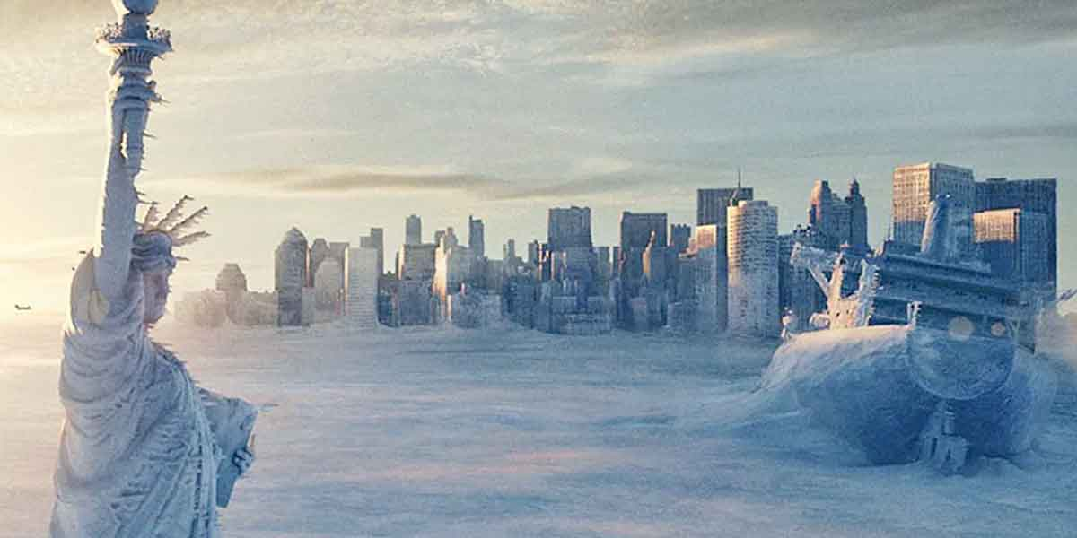 7 películas sobre el cambio climático que predicen nuestro sombrío futuro