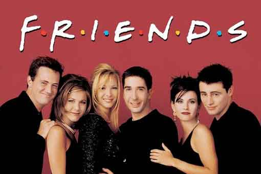 Regresará Friends con su reparto original