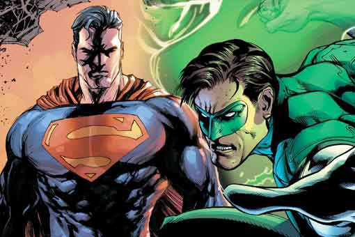 El reinicio de Superman y Linterna Verde en las manos de J.J. Abrams