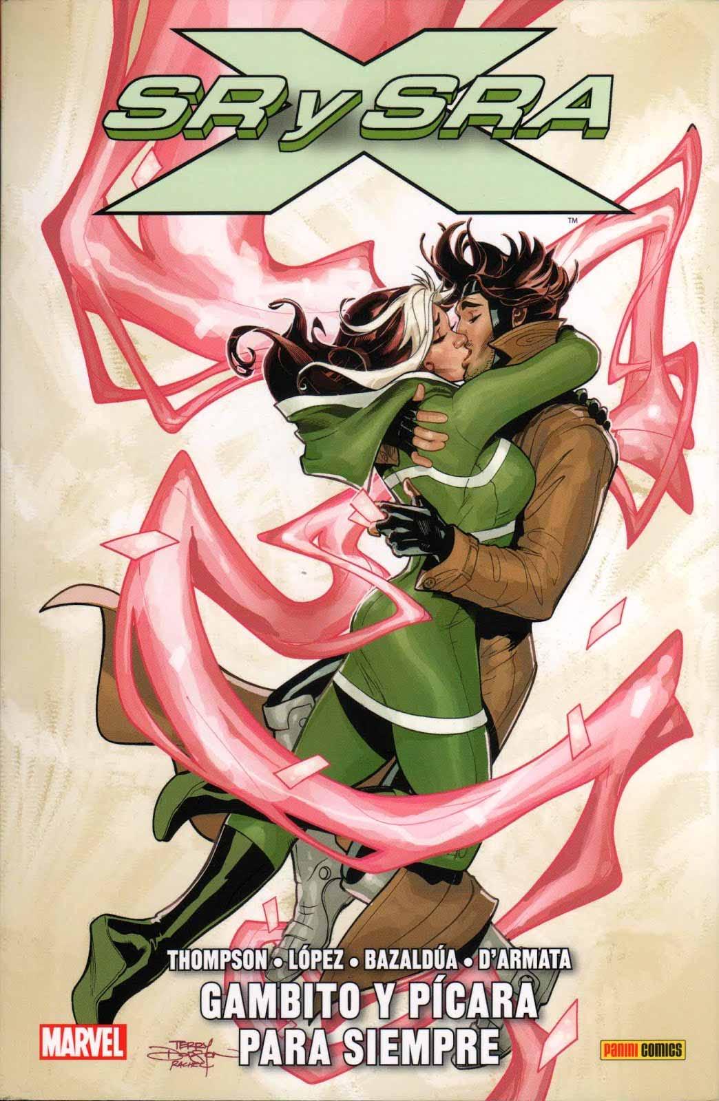 Reseña de Marvel: Señor y señora X 2. Gambito y Pícara para siempre