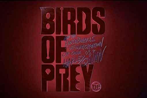 Sinopsis oficial de Aves de Presa (y la fantabulosa emancipación de Harley Quinn)