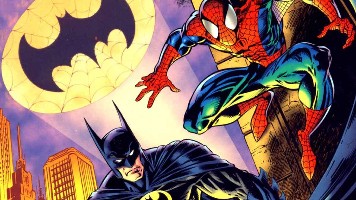 Spider-man y Batman