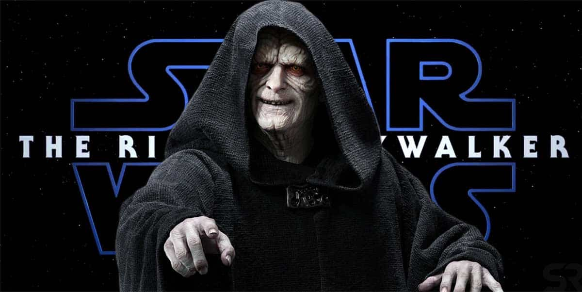 Star Wars: El ascenso de Skywalker. Palpatine no estaba en el guion de Colin Trevorrow
