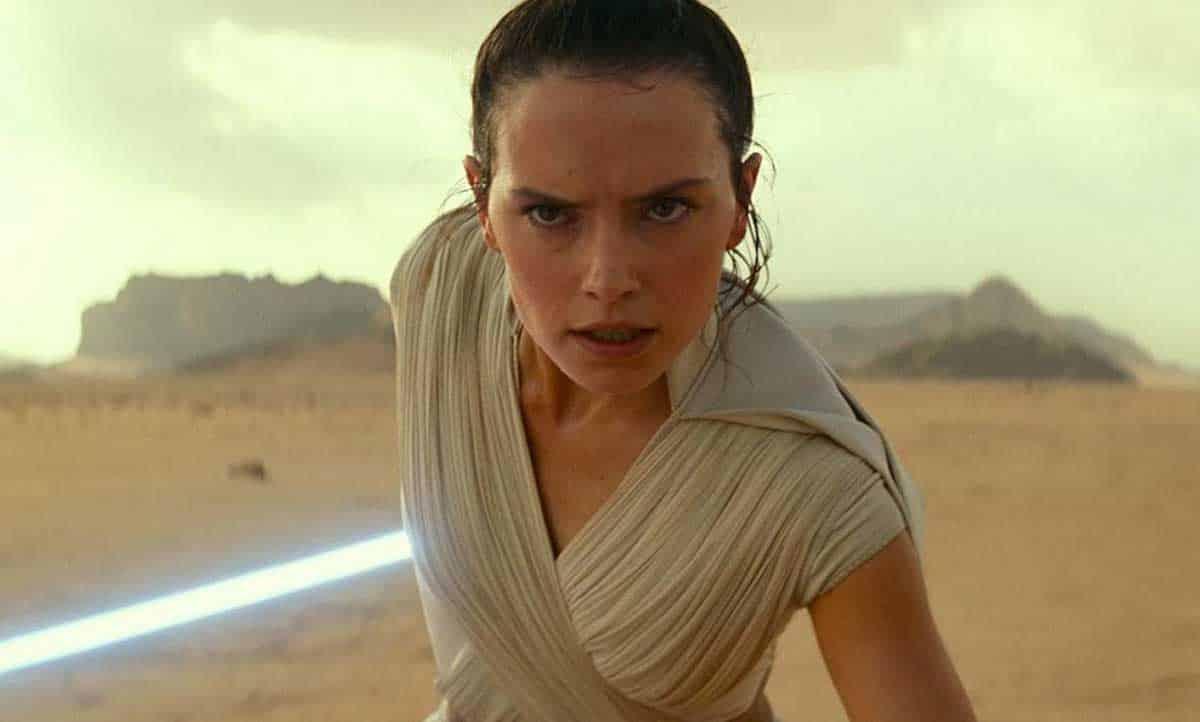 """Daisy Ridley tiene un mensaje claro para el """"fan tóxico"""" de Star Wars"""