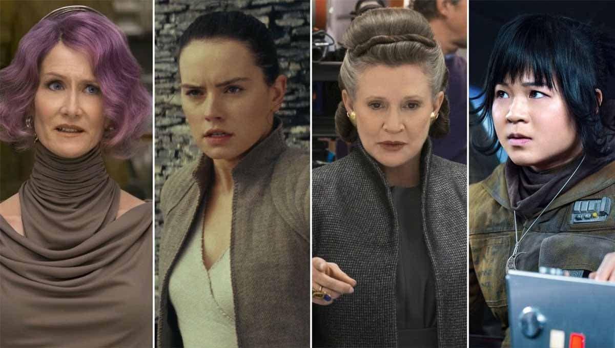 Star Wars planea un futuro con protagonistas y directoras mujeres