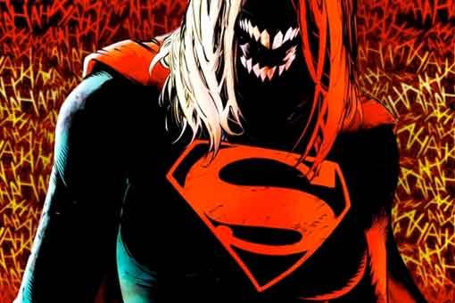 Supergirl aterroriza al enemigo más poderoso de Superman