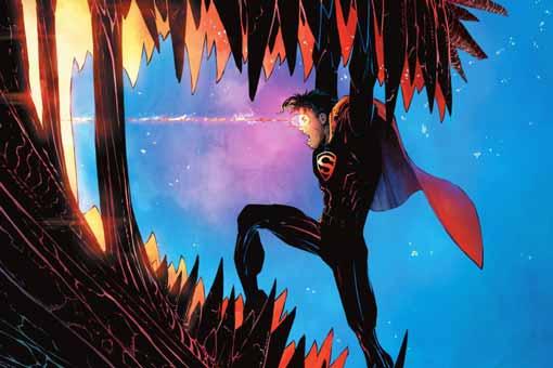 Reseña de ECC DC Superman Año Uno Libro 2. El joven cadete Kent