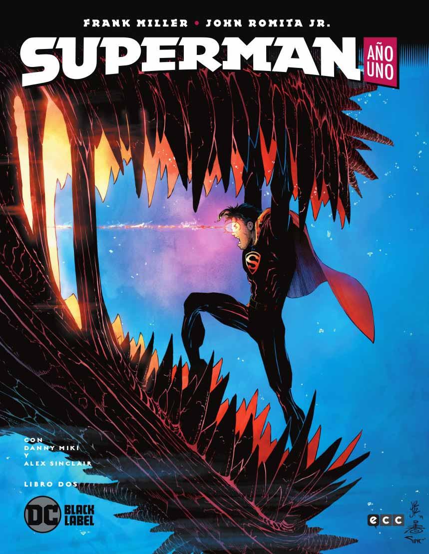 Superman Año Uno Libro 2le.