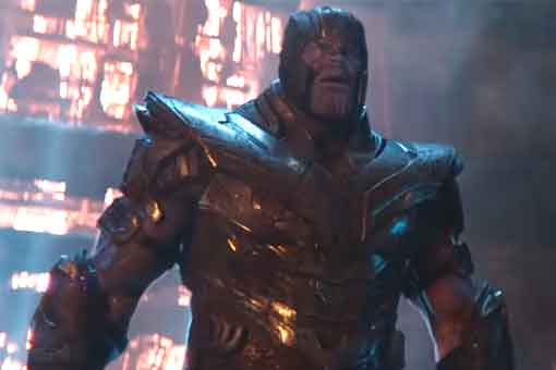 Quitaron una escena muy épica de Thanos en Vengadores: Endgame
