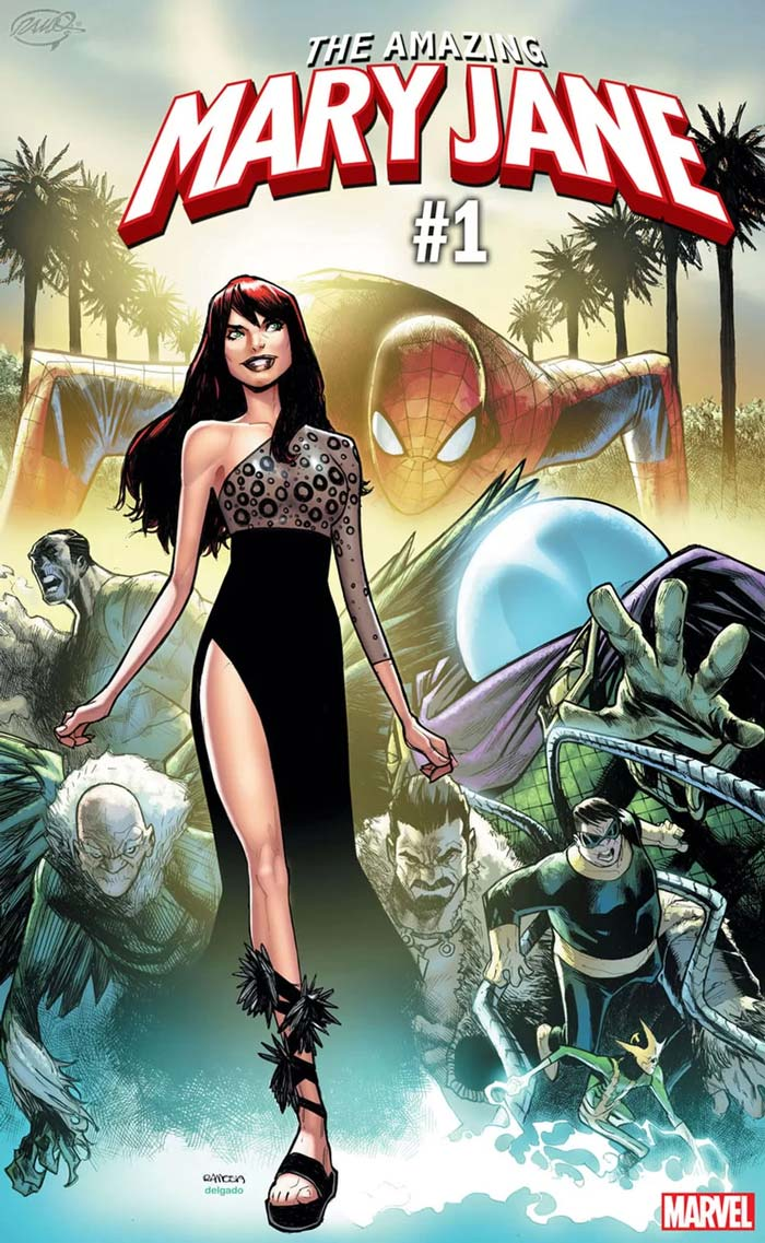 the amazing mary jane cover