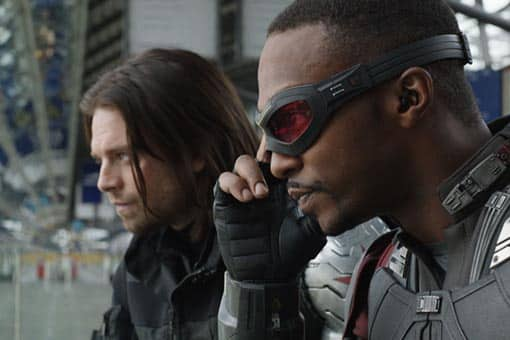 The Falcon and The Winter Soldier inició el rodaje