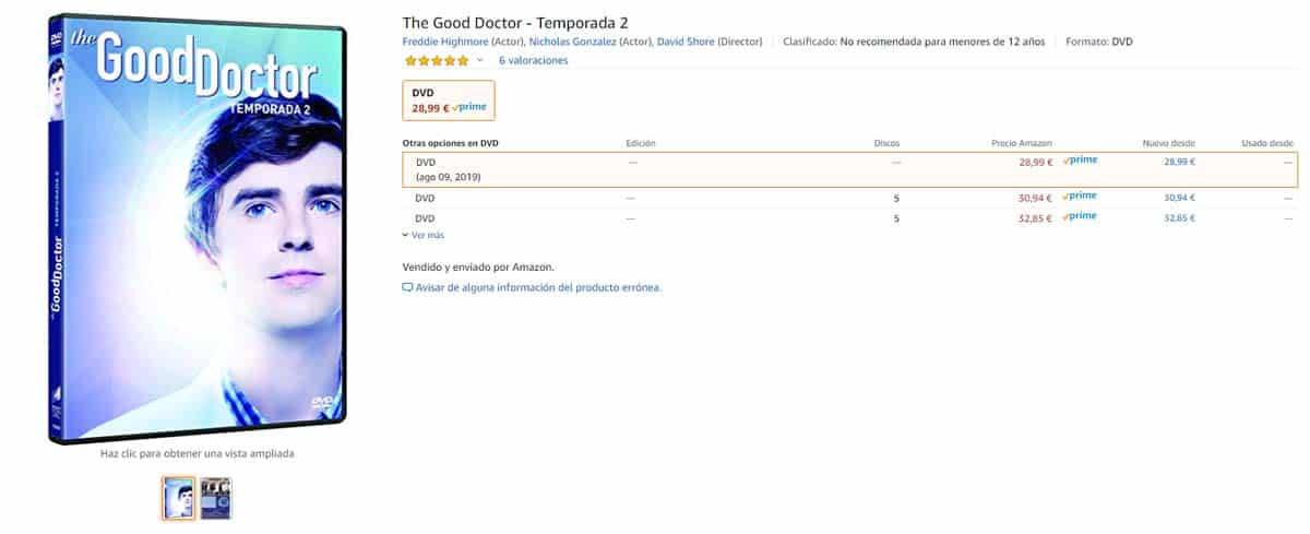The good doctor temporada 2
