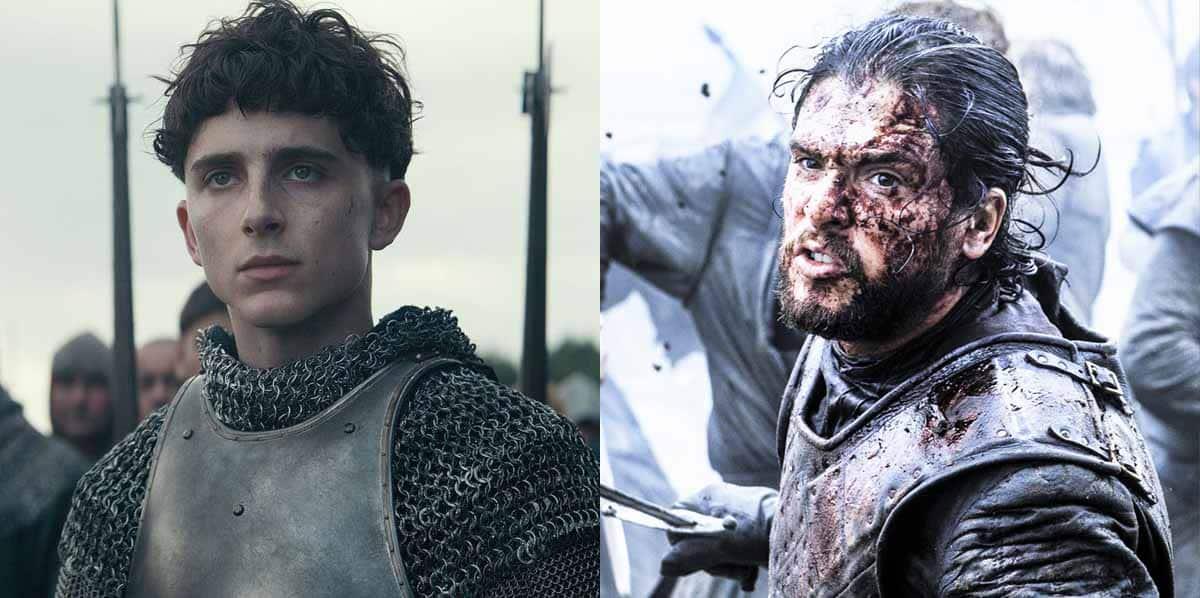 The King plagió la Batalla de los Bastardos de Juego de Tronos