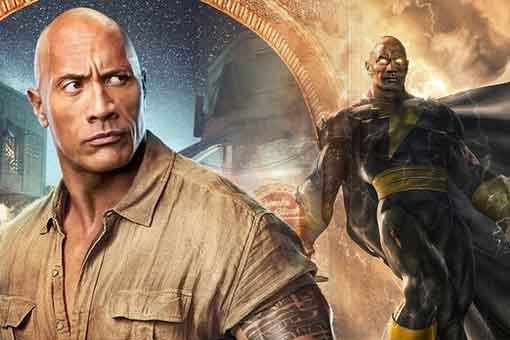 Dwayne Johnson (The Rock) anuncia la fecha de estreno de Black Adam