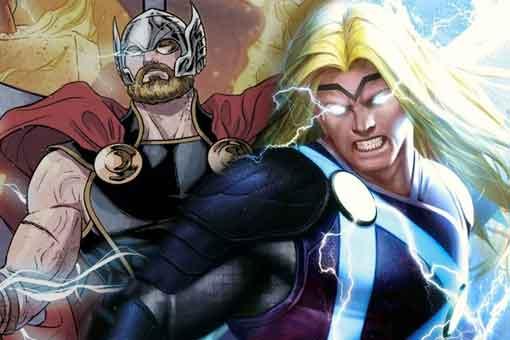 Marvel revela que el reinicio de Thor será espectacular