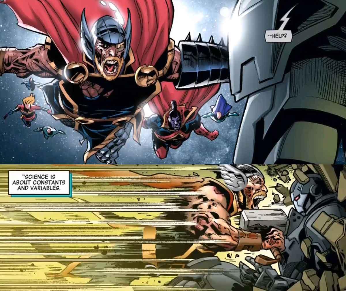¿Por qué Thor Zombie es digno de su martillo?