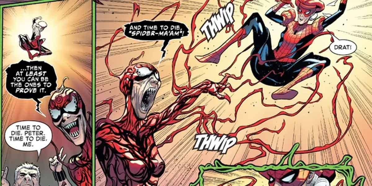 Spider-Man y su peor pesadilla: La versión aterradora de Tía May