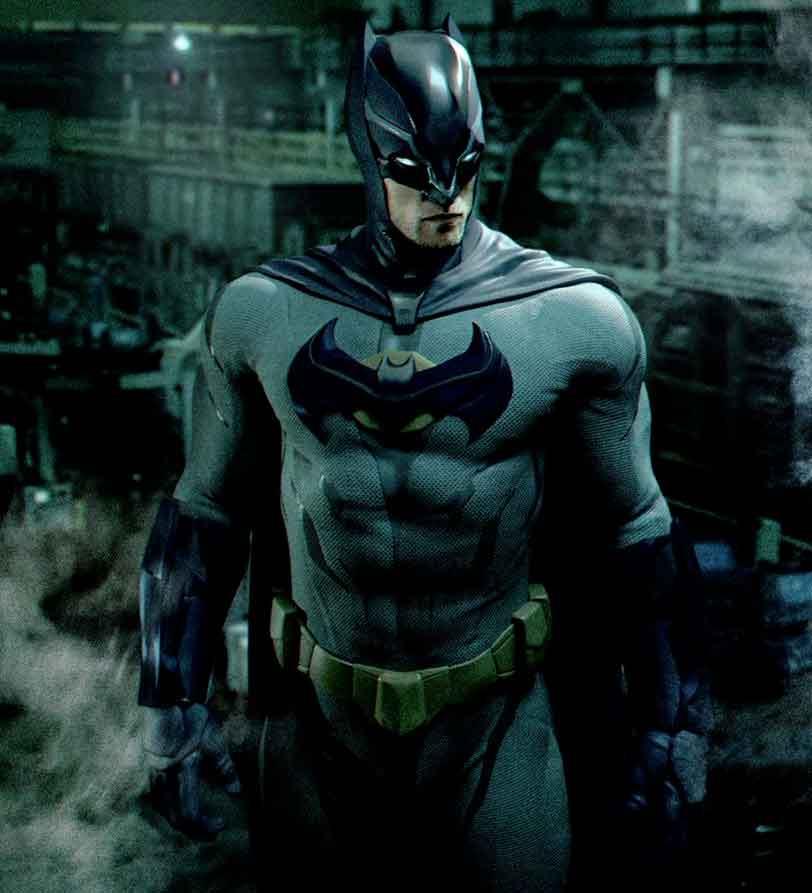 Así podría lucir Robert Pattinson con el traje de Batman