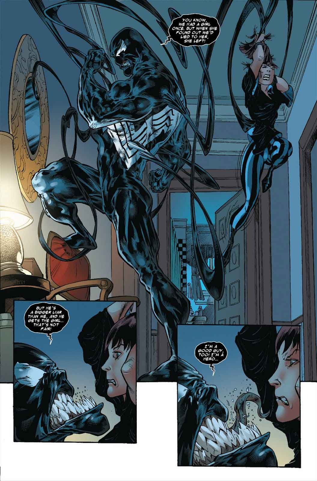 venom dark origin