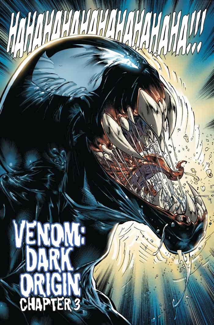 venom. dark origin