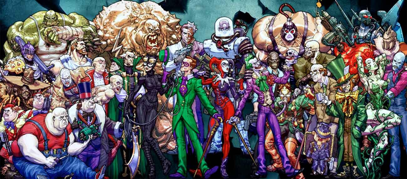 ¿Harán películas de villanos de DC Comics al estilo Joker?