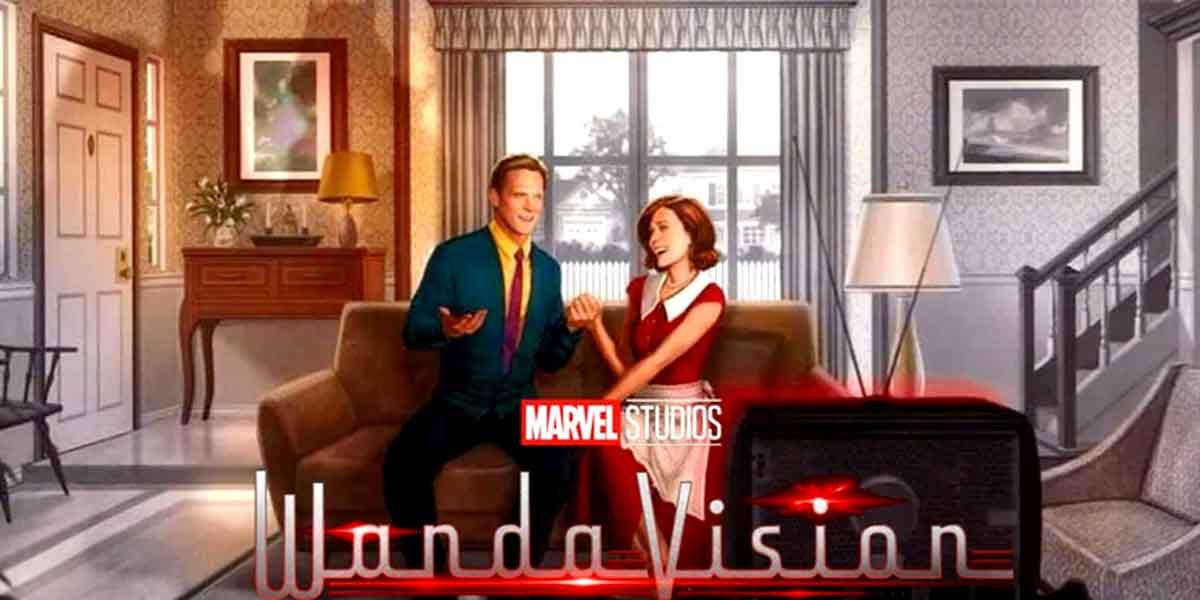 WandaVision Bruja Escarlata y Vision tendrán gemelos, con la ayuda del Doctor Strange