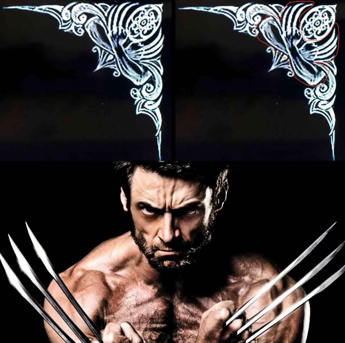 Wolverine tiene una referencia en la película El gran showman