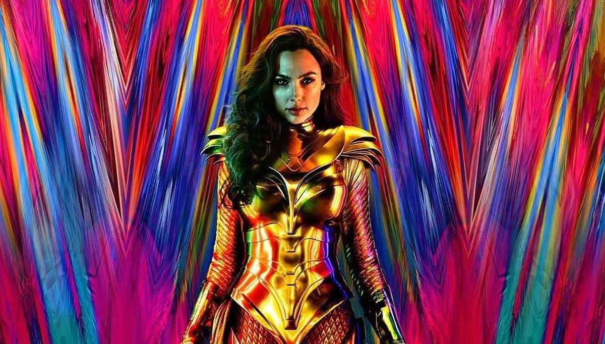 Wonder Woman 1984: Filtran el casco de la espectacular armadura