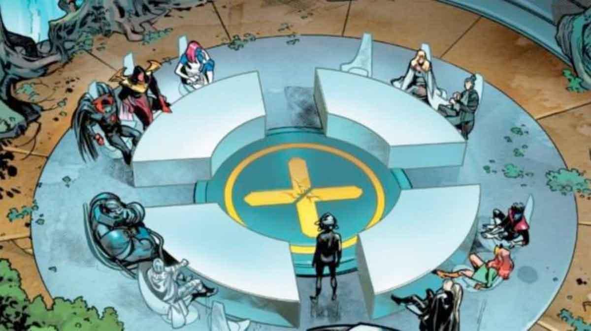 El reinicio de los X-Men convierte el paraíso mutante en algo espeluznante