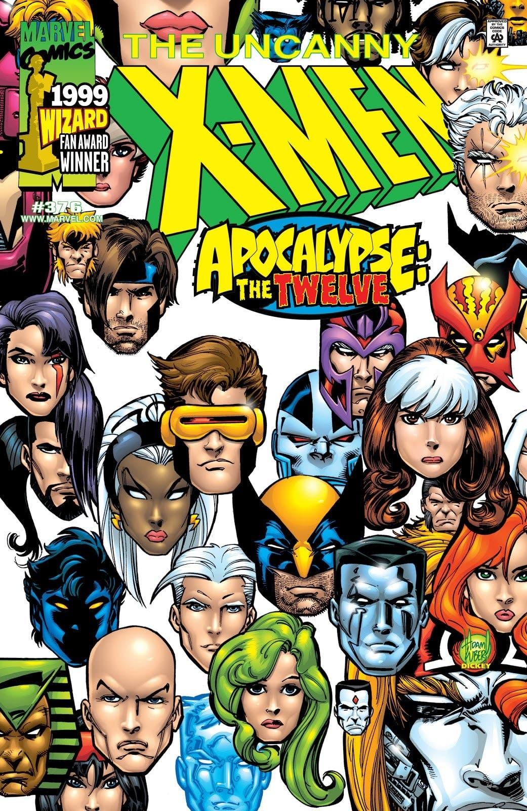 niveles de poder mutante x-men apocalypse Los doce