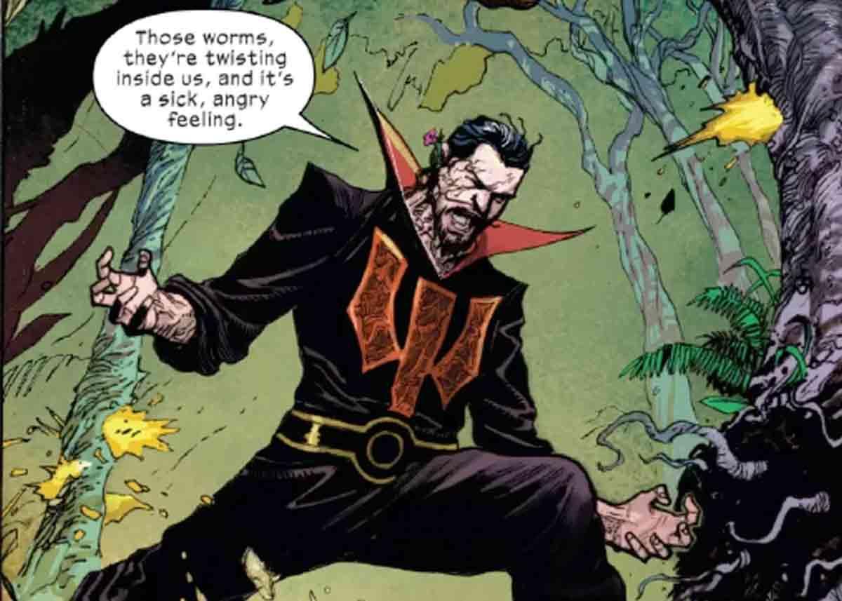 Un villano de X-Men es el verdadero guardián del paraíso mutante