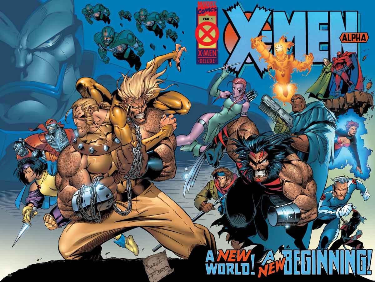 niveles de poder mutante X-men: La era del Apocalipsis
