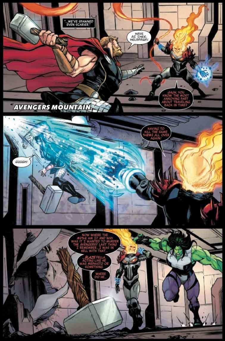 Marvel Now! Deluxe. Los Vengadores de Jonathan Hickman 5