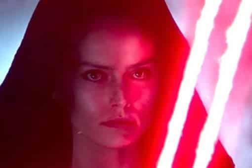 Star Wars: El ascenso de Skywalker. ¿Rey cae en el lado oscuro?