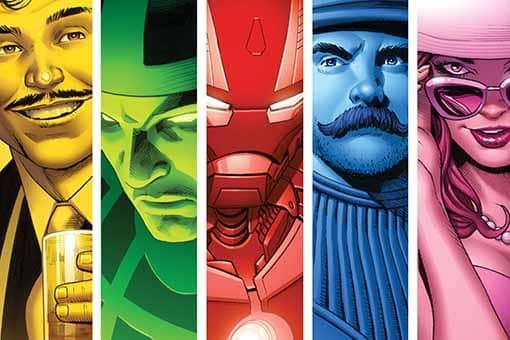 Iron Man de Kieron Gillen 2 El origen secreto de Tony Stark dest
