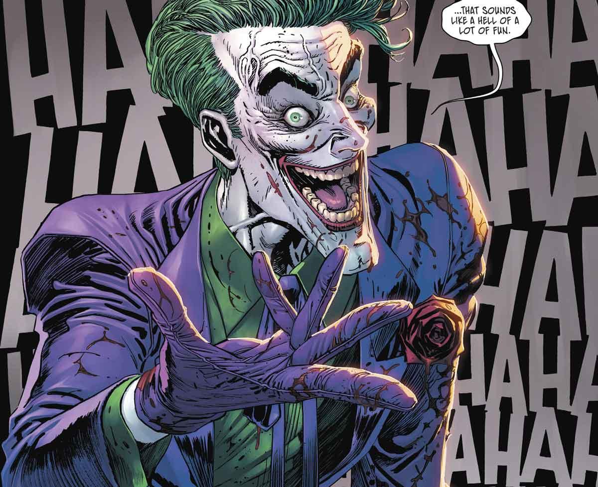 Joker revelará la identidad secreta de Batman